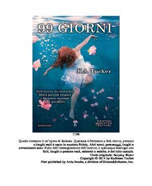 99 Giorni ENewton Narrativa PDF