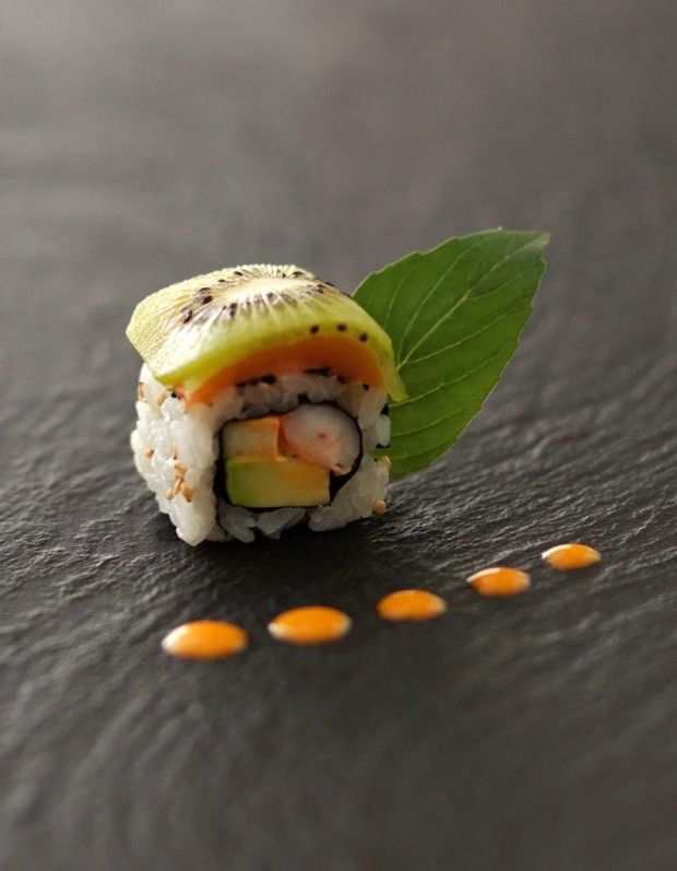 sushi #plating #presentation