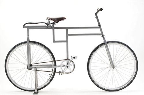 Baubike, designed by Danish Michael Ubbesen Jakobsen