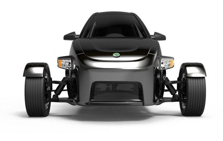 Así es el triciclo motorizado de Elio Motors que costará 5.000 euros