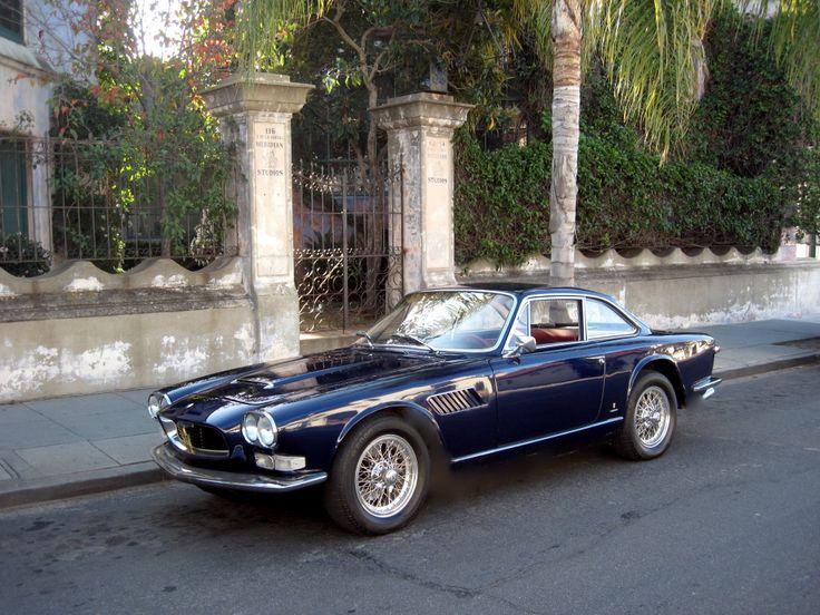 1965 Maserati Sebring. Time to learn Italian, I guess.