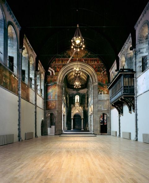 Gallery | Mansfield Traquair Trust