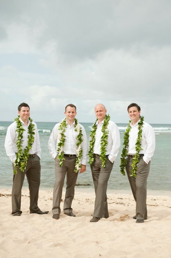 Ideas For A Hawaiian Wedding Theme Bajan Wed