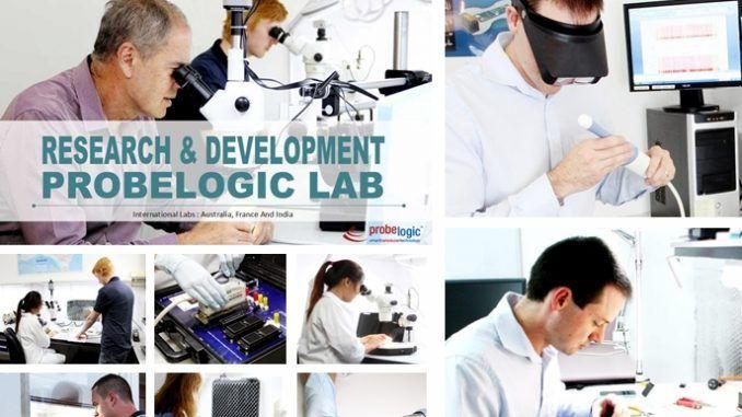 Probelogic research and development international lab-all