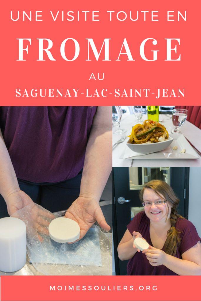 De l'audace et du fromage au Lac-Saint-Jean! - Moi, mes souliers #fromage…