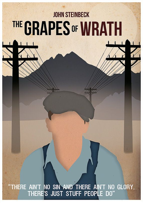 "an analysis of the purpose of the interchapters in the grapes of wrath Rhetorical analysis- the grapes of wrath ""you don' know what you're a-doin',"" were casy's last words before he died as a martyr casy died for his cause."