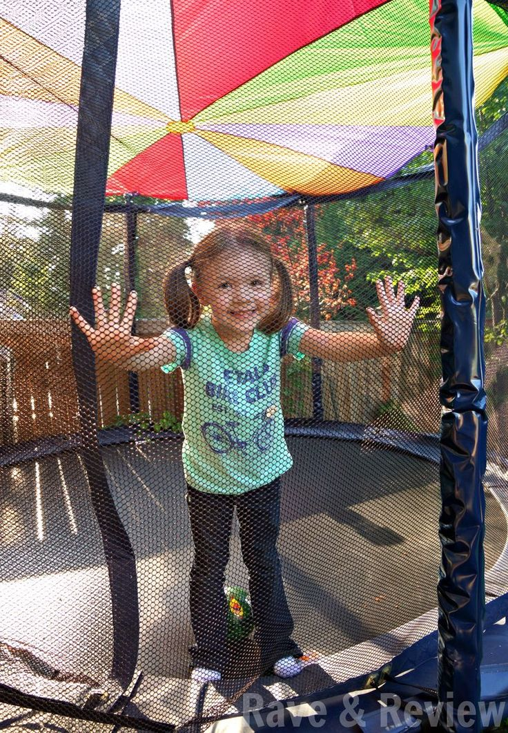 Trampoline playhouse, 50 activities for the trampoline | For the Littles | Pinterest ...