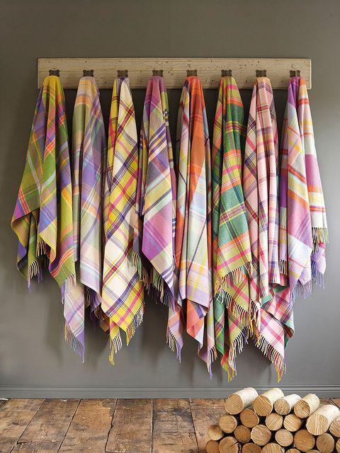 Woolen Blankets from Avoca Ireland