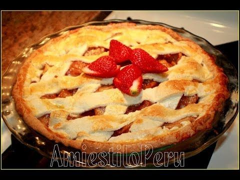 PIE DE MANZANA_Apple Pie2014  rikisimo