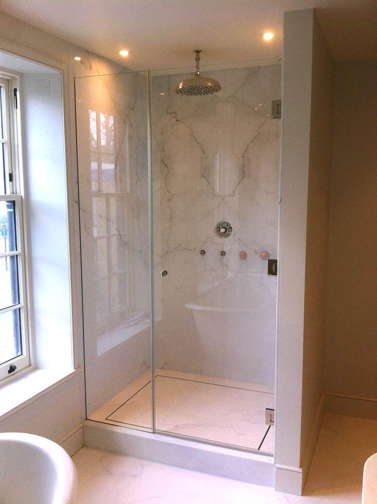 34 best Frameless Glass Shower Enclosures by Room H2o images on ...