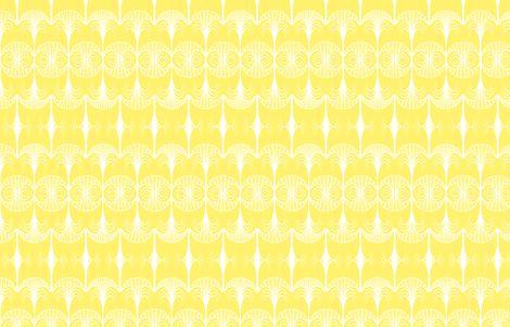 summer art deco fabric by arrpdesign on Spoonflower - custom fabric