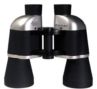 Jumelles Barska Free Focus 10X50 Noir/Argent