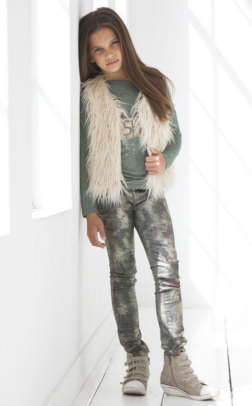Moda para adolescentes de Geisha http://www.minimoda.es:
