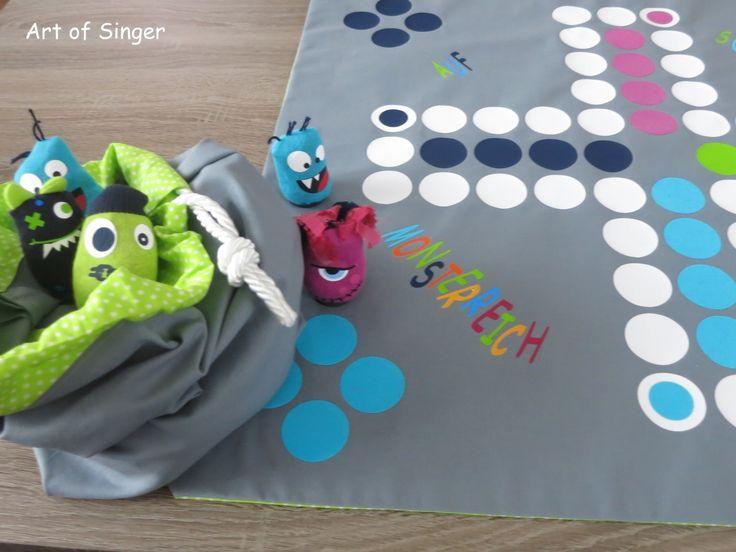 https://www.facebook.com/artofsinger/posts/880519758728028  Mit Sockenspitzen durchs Monsterreich  Spiel, plan