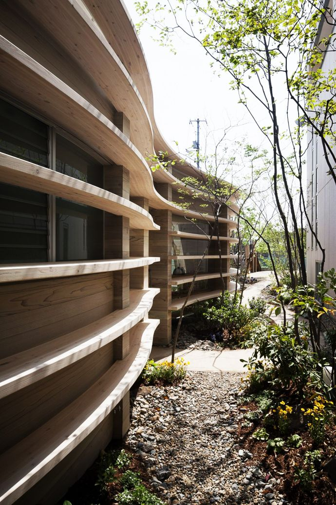 Delightful Image 3 Of 14 From Gallery Of Peanuts / UID Architects. Photograph By  Hiroshi Ueda. Find This Pin And More On NURSERY SCHOOL ... Amazing Pictures