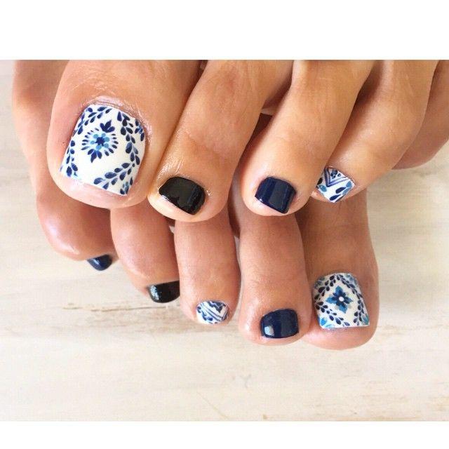 Best 25+ Toe nail art ideas on Pinterest | Pedicure nail designs ...