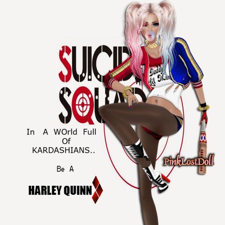 Harley Quiin <3 PinkLostDoll