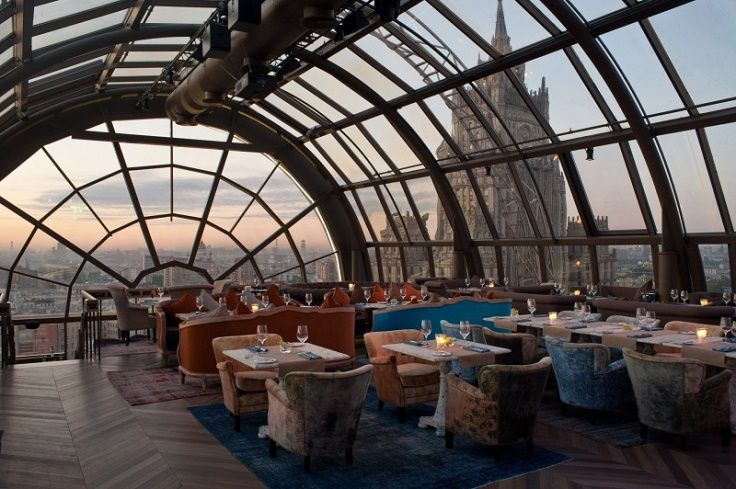 Top 10 Restaurants With the Best View - Top Inspired