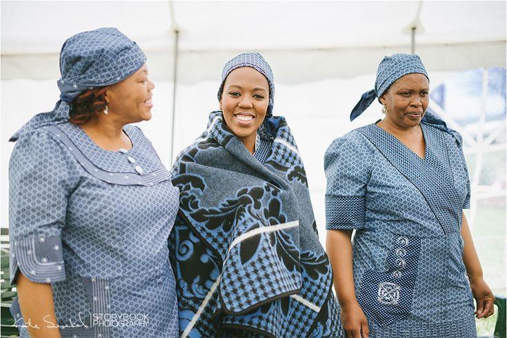 Beautiful Sotho wedding
