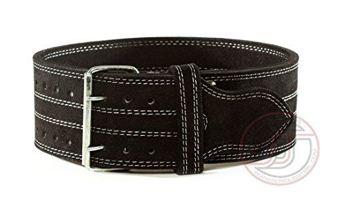Serious Steel Fitness Leather Weight Lifting Belt  Powerlifting Weightlifting  Exercise Belt  4 Wide  10mm Thick 2XLarge * You can get additional details at the affiliate link Amazon.com.