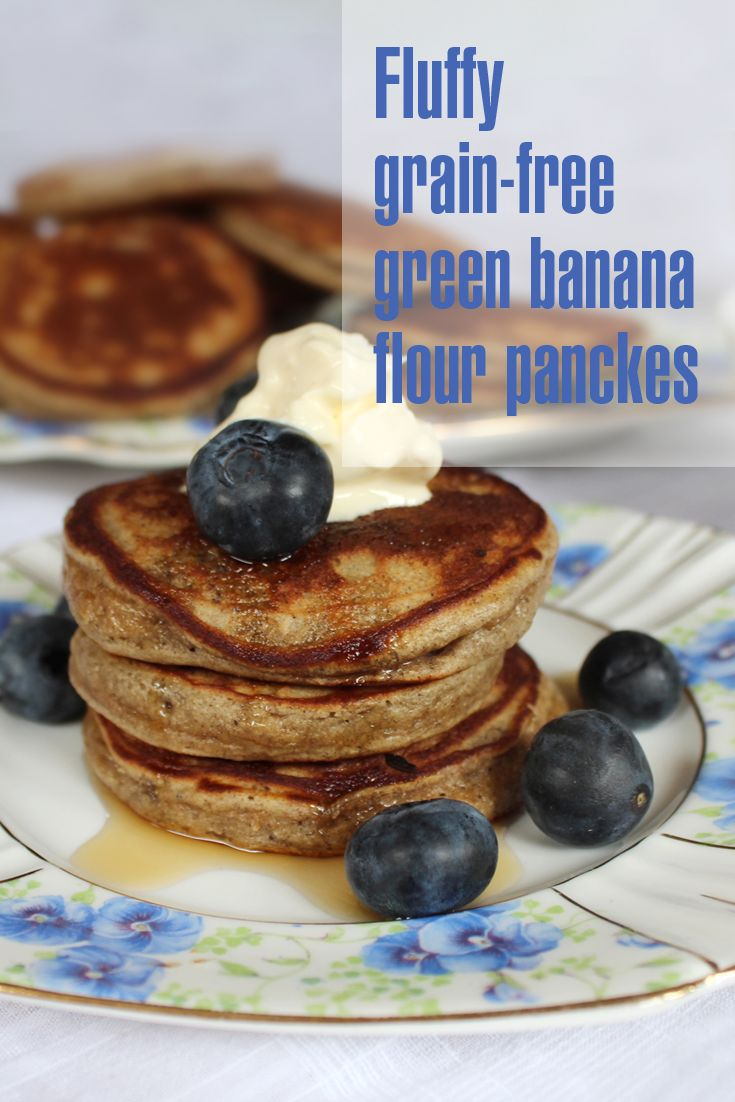 Banana flour pancakes are the new favourite weekend snack in our house. Loaded with gut loving fibre, banana flour is a unique grain-free flour alternative I've been keen to experiment with. Pancakes seemed like an obvious place to start, and for good reason. Unlike the grain-free flours I regularly use, (from nuts or coconut) banana... Read More »