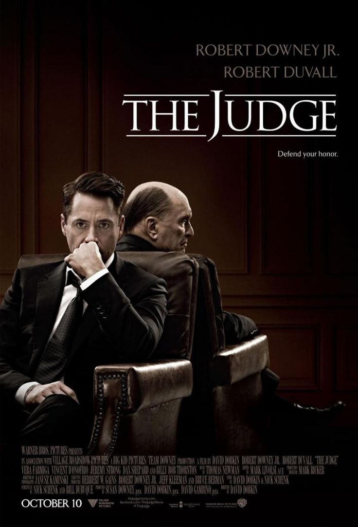 The judge (2014). 6/10