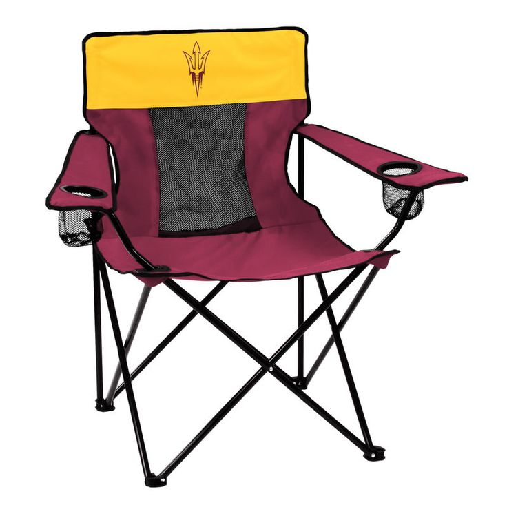 Arizona State Sun Devils Elite Chair Products Camping