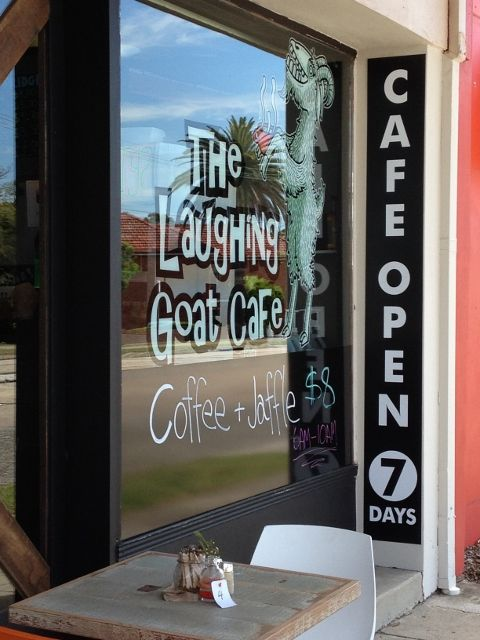The Laughing Goat Cafe`