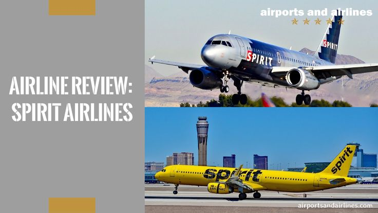 #SpiritAirlines is a low cost carrier based in Miramar, Florida and has scheduled flights throughout theUS, the Caribbean, Mexico and Latin America. They follow a low cost fare model that decouples perks that are often included in the base ticket price of traditional carriers, meaning that you can customise your flight experience by paying an add-on fee for additional features.