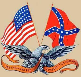 Civil War Confederate Flag   150th Anniversary of American Civil War: Commemoration or Celibration ...