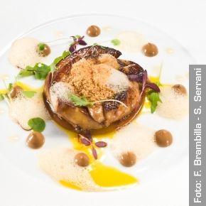 Foie gras, Earl Grey, miele e gelatina di zenzero - Chef Marcus Eaves