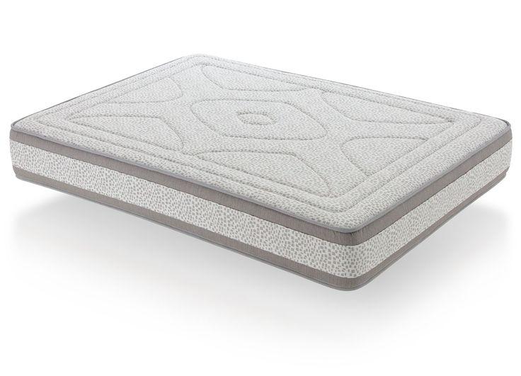 El colchón Oxitex de Maxcolchon es un colchón reversible, con dos caras útiles para el descanso.  Está diseñado para que el durmiente tenga una cara de descanso en invierno y otra en verano. Pensemos que la temperatura ambiental condiciona el descanso y es por ello que en Maxcolchon hemos fabricado este colchón para aquellas personas cuyas necesidades cambien en invierno y en verano.  Compuesto por un núcleo con bloque SGM transpirable, articulable y de alta resiliencia.