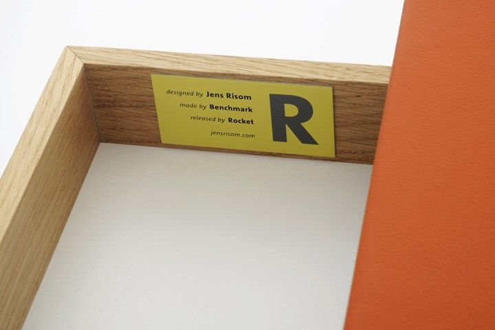 742 all-purpose desk, Jens Risom furniture from Rocket, London
