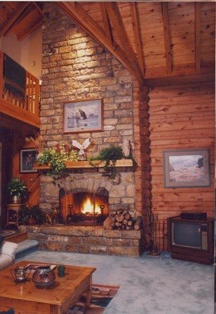 137 best images about fireplaces on pinterest fireplace - Airstone exterior adhesive alternative ...