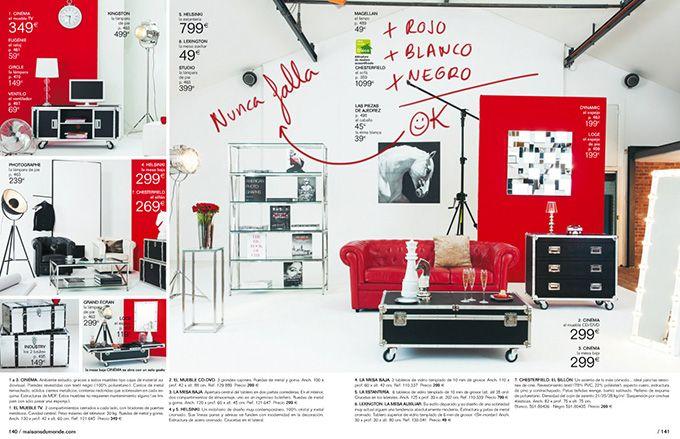 Maisons du Monde: http://homesapiens.es/2013/10/me-lo-pido-catalogo-maisons-du-monde-2013/#more-3935