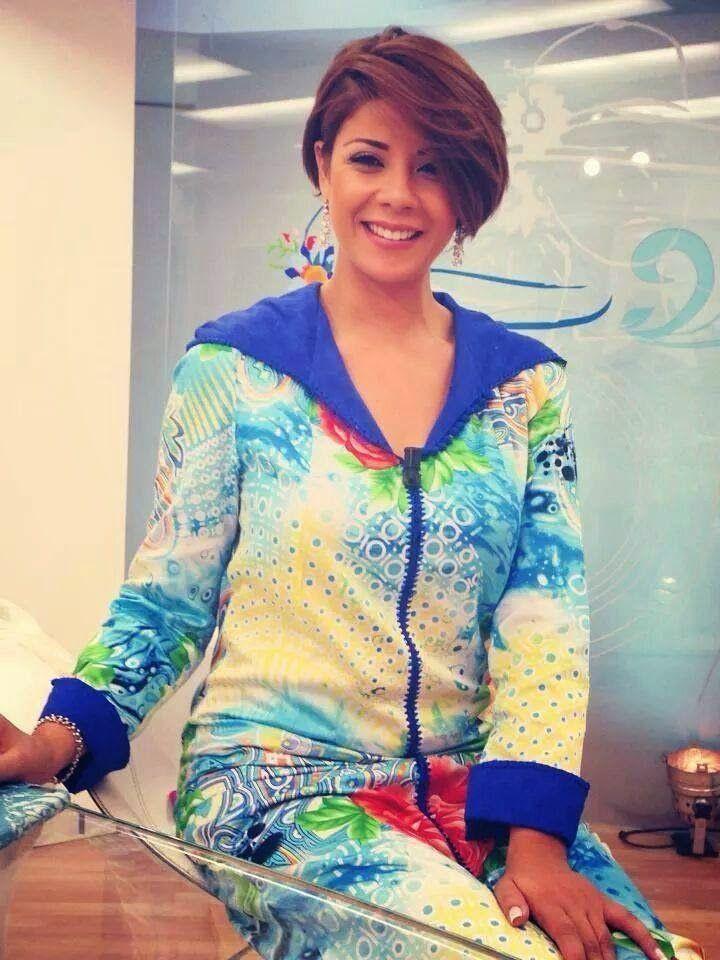 modèles Djellaba marocaine