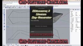 Rhinoceros 5 crack http://cad-software-crack.com/rhinoceros-5-license-key-generator/
