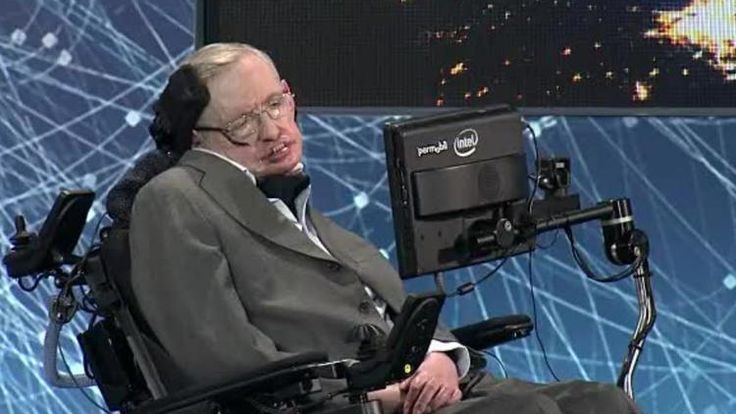Stephen Hawking says humanity needs to escape Earth