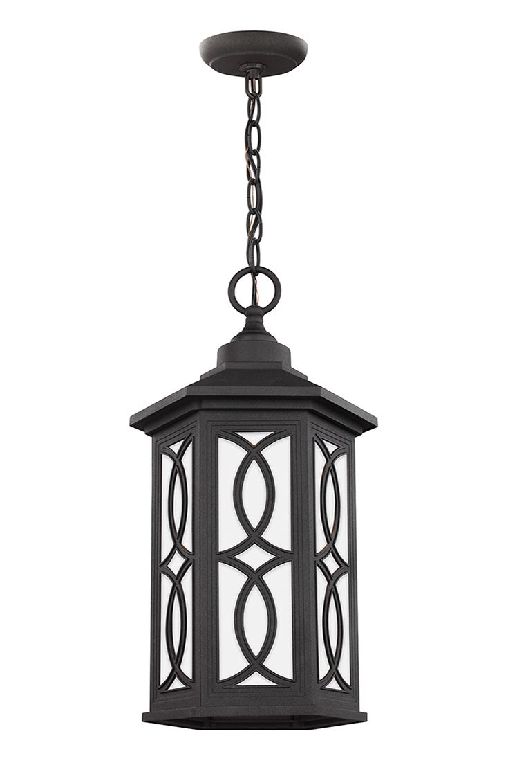 Ormsby LED Outdoor Pendant By Sea Gull Lighting: Brings Modern Technology  To A Traditional Style