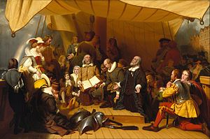 Pilgrim Fathers - Wikipedia, the free encyclopedia