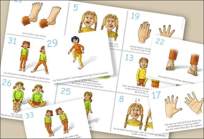 Litteratur om børn og sanseintegration