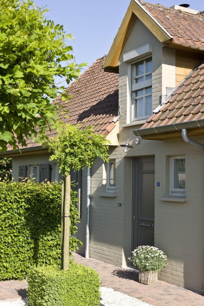 #gevel #schilderen #facade #paint #peinture #verf #exterior #buiten #huis
