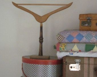 Architectural Salvage Spindle and Hanger Repurposed