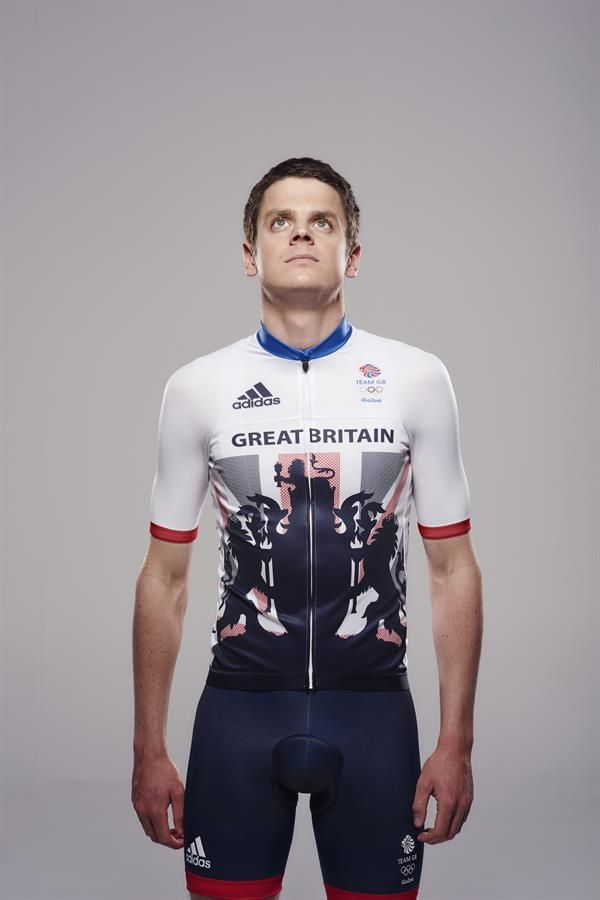 Team GB kit for Rio 2016 - Jonny Brownlee