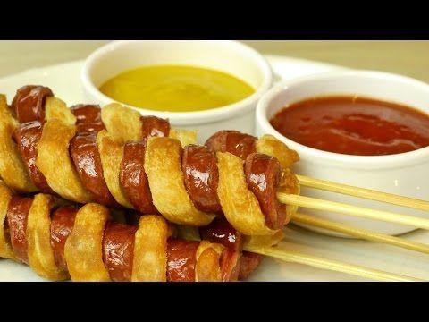 Des tornades de saucisse et de p te pour un lunch comme au chalet mais la maison miam j ai - Sterilisation plats cuisines bocaux ...