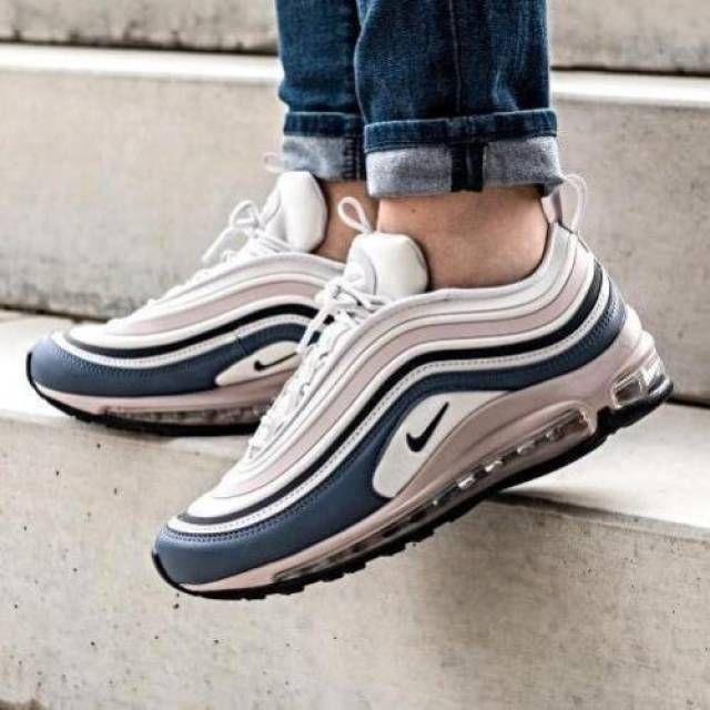 Nike Air Max 97 UL '17 Sneakers Vast Grey Size 6 7 8 9
