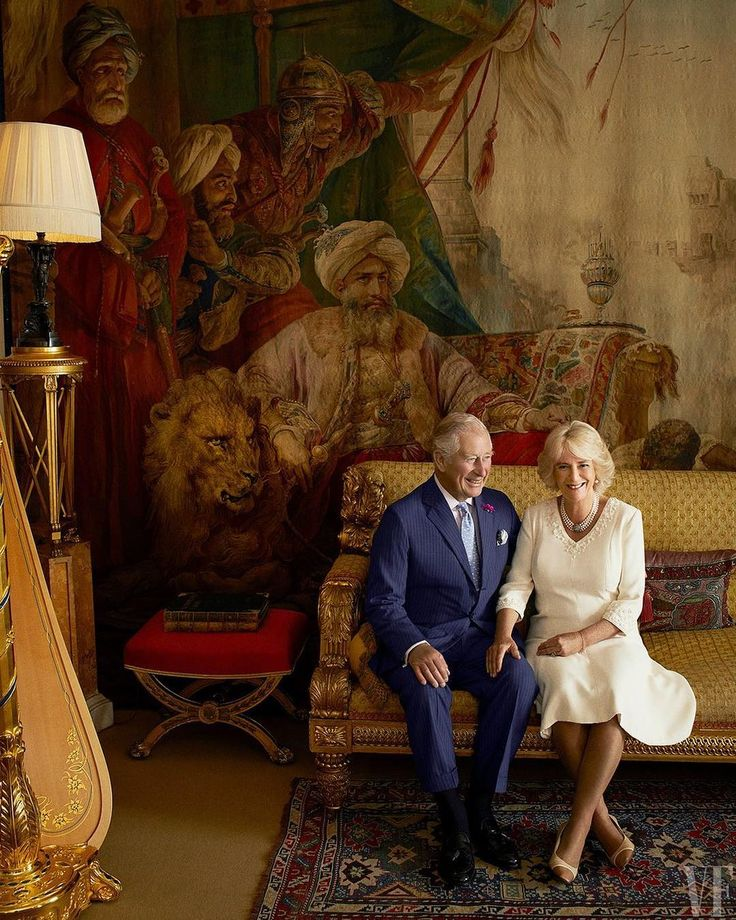 """The Duchess Of Cornwall Blog on Instagram: """"The Duke and ..."""