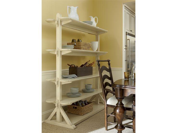 universal furniture river house pantry rack - Paula Dean Furniture