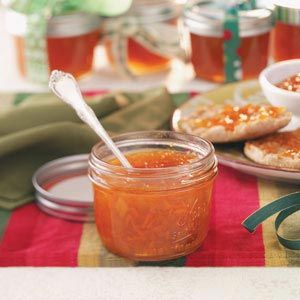 Carrot Cake Jam Recipe from Taste of Home -- shared by Rachelle Stratton of Rock Springs, Wyoming.
