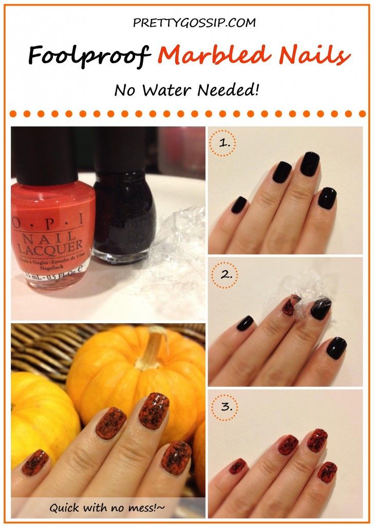 Best 25 how to paint nails ideas on pinterest nail art diy diy easy marbling nails waterless mess free and foolproof by prettygossip diy solutioingenieria Gallery